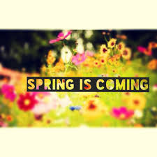 spring is near